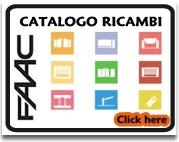 Logo Ricambi FAAC