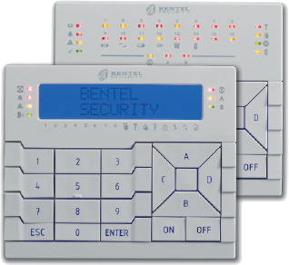 Nuove tastiere PREMIUM Line Bentel Security