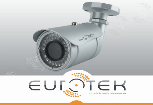 Professional Bullet Camera D&N 480TVL varifocal 2,8~12mm IP65