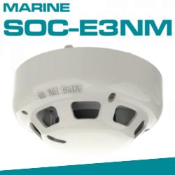 Hochiki MARINE: SOC-E3NM Rivelatore di fumo fotoelettrico convenzionale certificato Marine