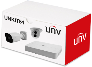 unkit84 kit tvcc ip unv