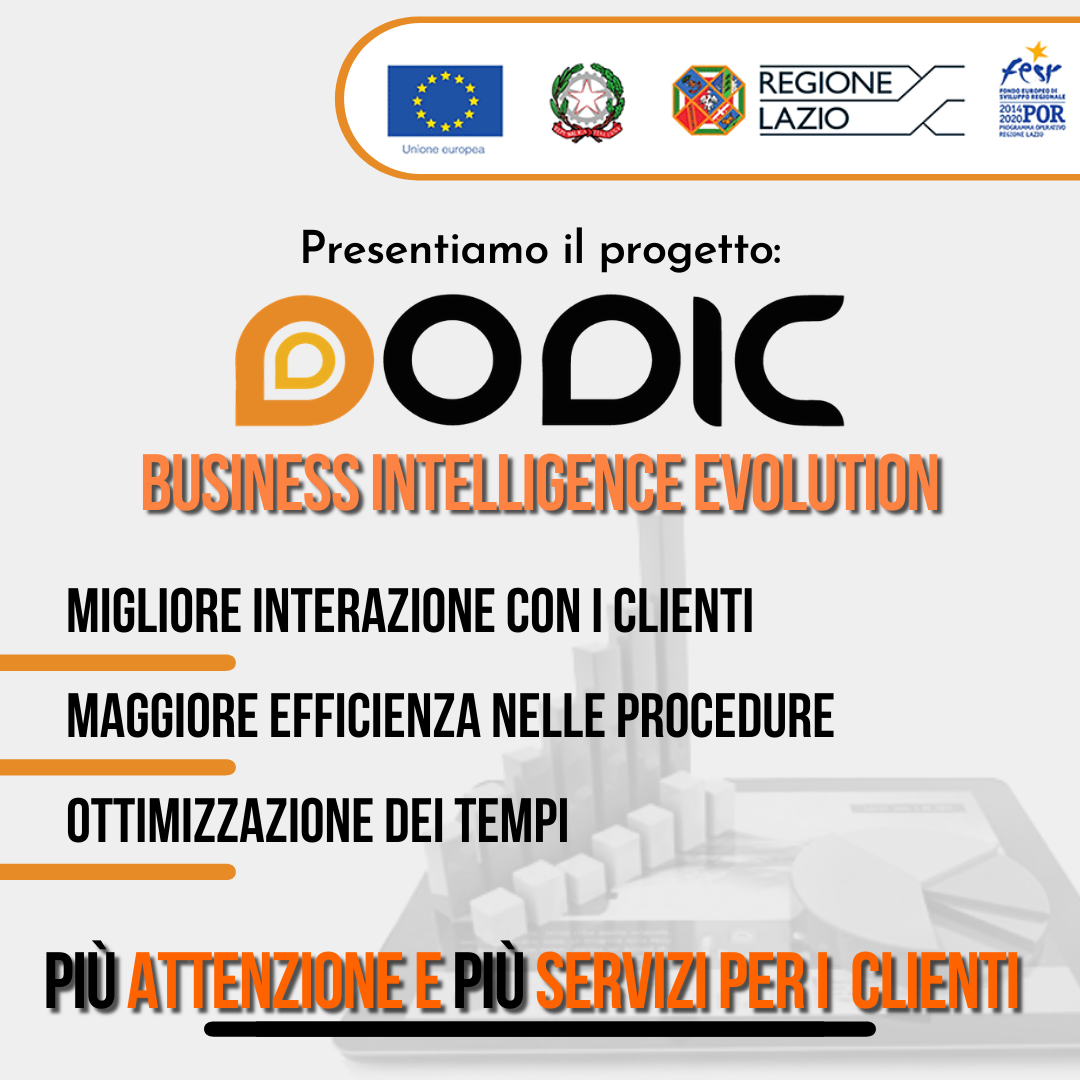 Progetto Dodic business intelligence evolution