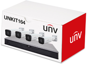 unkit164 kit tvcc ip unv