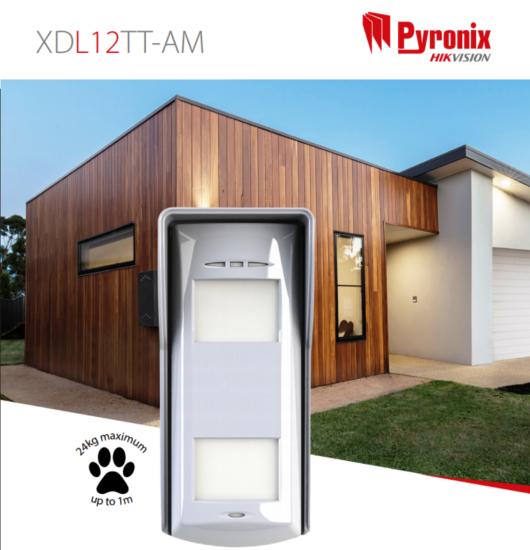 Sensore di allarme da esterno XDL12TT-AM
