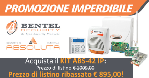 Promo bentel kit abs-42ip dodic