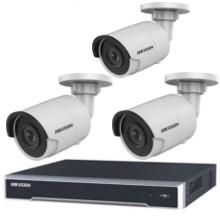 KIT EASY IP 16 CANALI HIKVISION
