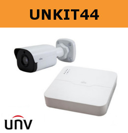 UNKIT44 KIT TVCC IP UNV