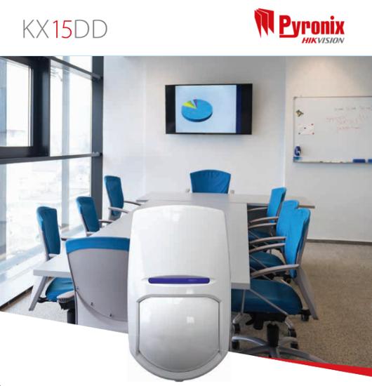 Sensore di allarme da interno KX15DD