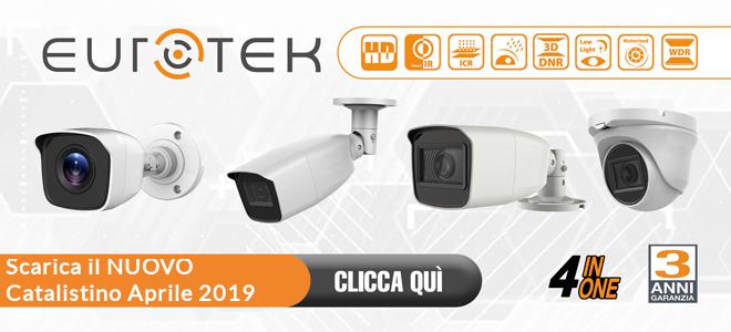 nuovo listino eurotek serie thc
