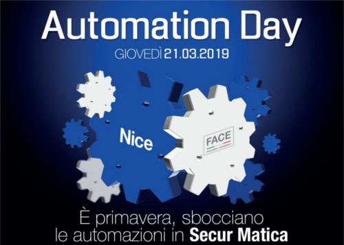 Automazioni e porte automatiche persso SECUR MATICA a Fiumicino